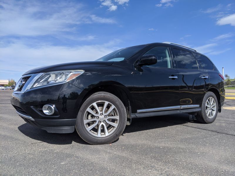 2013 Nissan Pathfinder SL  Fultons Used Cars Inc  in , Colorado