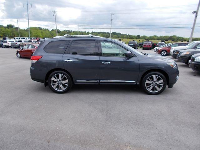 2013 Nissan Pathfinder Platinum Shelbyville, TN 10
