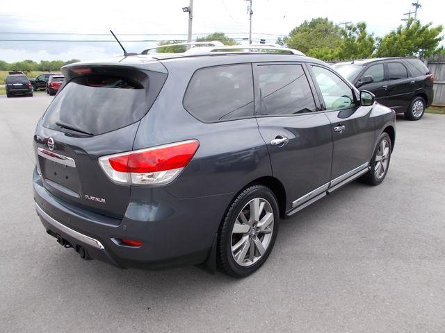 2013 Nissan Pathfinder Platinum Shelbyville, TN 12