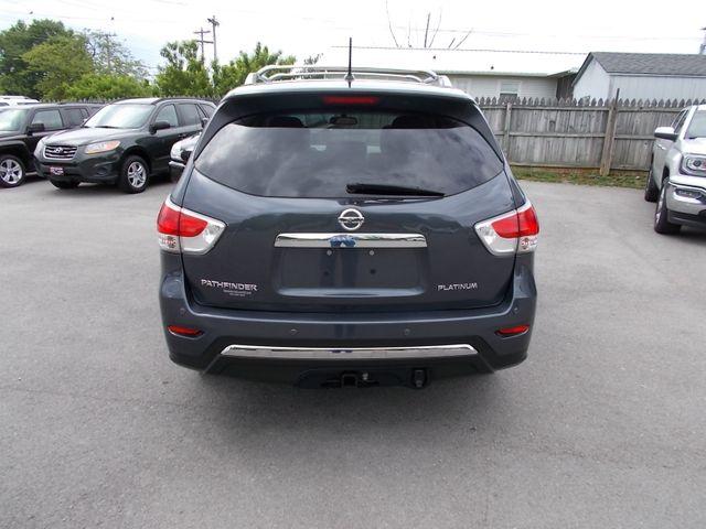 2013 Nissan Pathfinder Platinum Shelbyville, TN 13