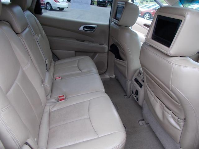 2013 Nissan Pathfinder Platinum Shelbyville, TN 22