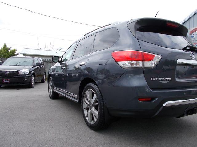 2013 Nissan Pathfinder Platinum Shelbyville, TN 3