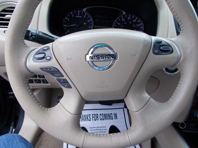2013 Nissan Pathfinder Platinum Shelbyville, TN 31