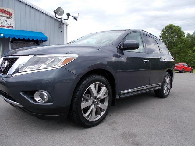 2013 Nissan Pathfinder Platinum Shelbyville, TN 5