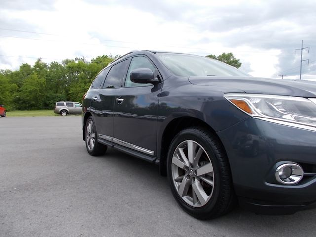 2013 Nissan Pathfinder Platinum Shelbyville, TN 8