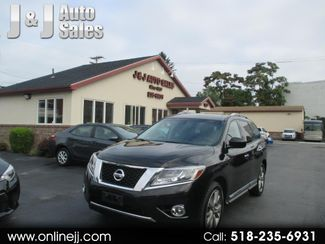 2013 Nissan Pathfinder Platinum in Troy NY, 12182