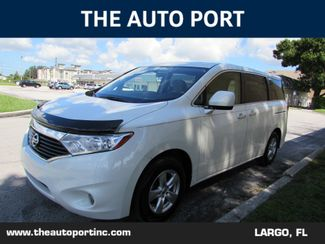 2013 Nissan Quest SV in Clearwater Florida, 33773