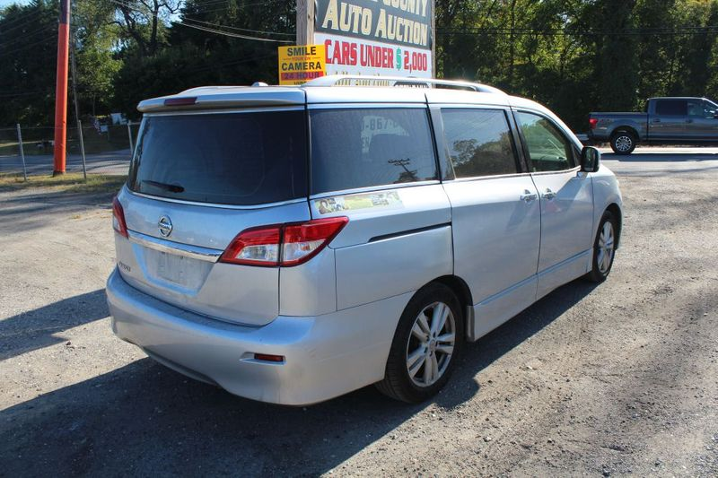 2013 Nissan Quest SL  city MD  South County Public Auto Auction  in Harwood, MD