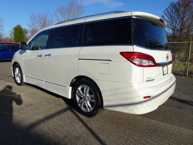 2013 Nissan Quest SL Madison, NC 3