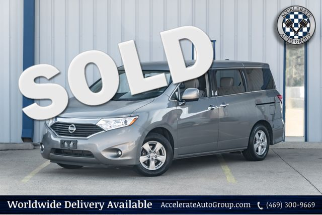 2013 Nissan Quest SV in Rowlett