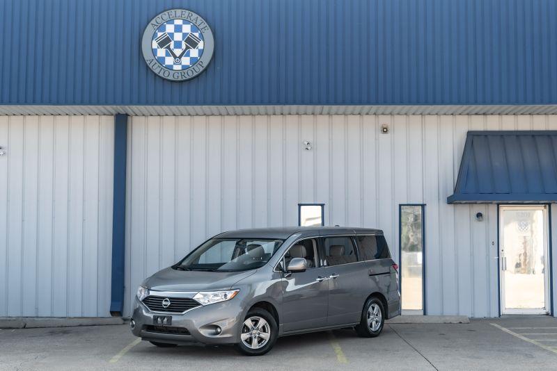2013 Nissan Quest SV in Rowlett, Texas