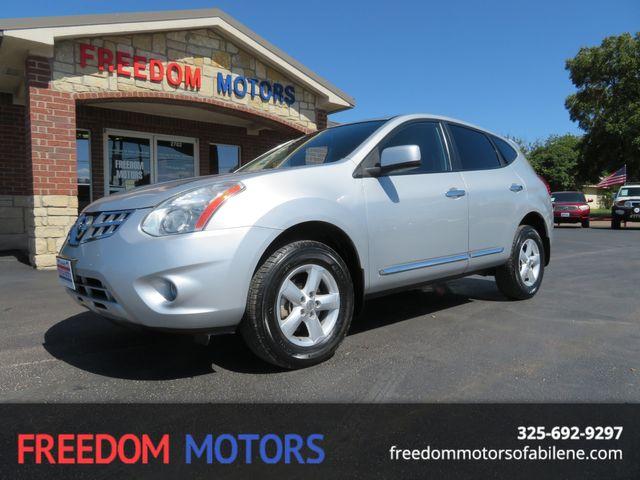 2013 Nissan Rogue S | Abilene, Texas | Freedom Motors  in Abilene,Tx Texas