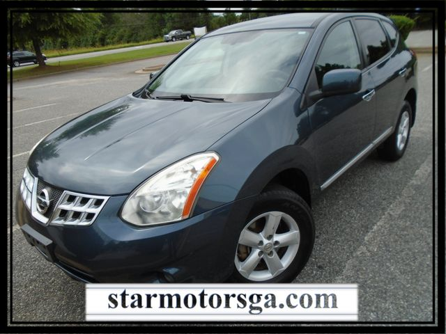 2013 Nissan Rogue S with SPECIAL EDITION