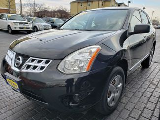 2013 Nissan Rogue S | Champaign, Illinois | The Auto Mall of Champaign in Champaign Illinois