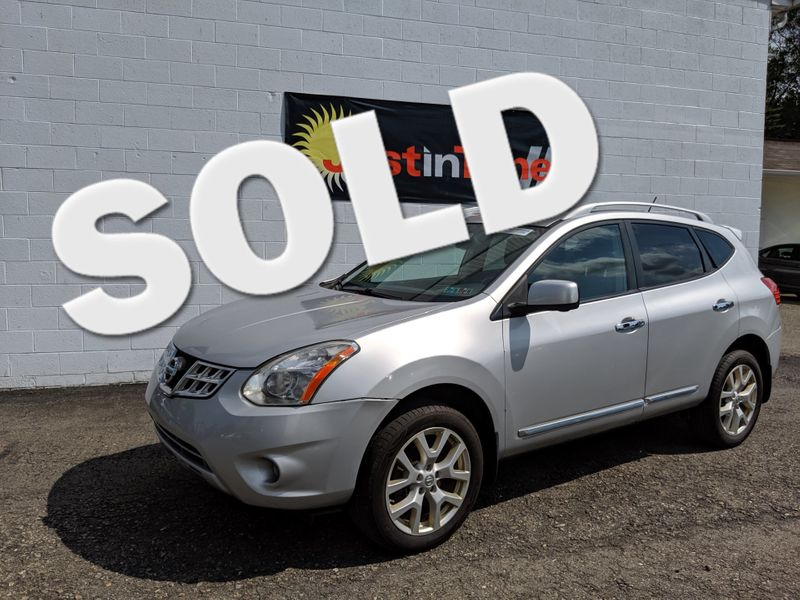 2013 Nissan Rogue SL   Endicott, NY   Just In Time, Inc. in Endicott NY