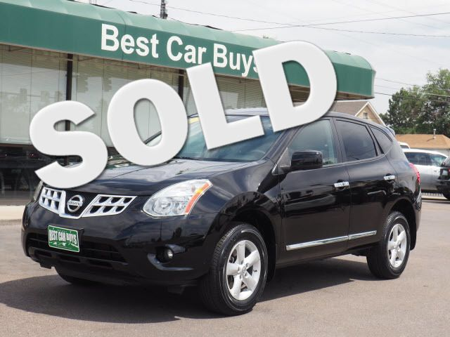 2013 Nissan Rogue S Englewood, CO