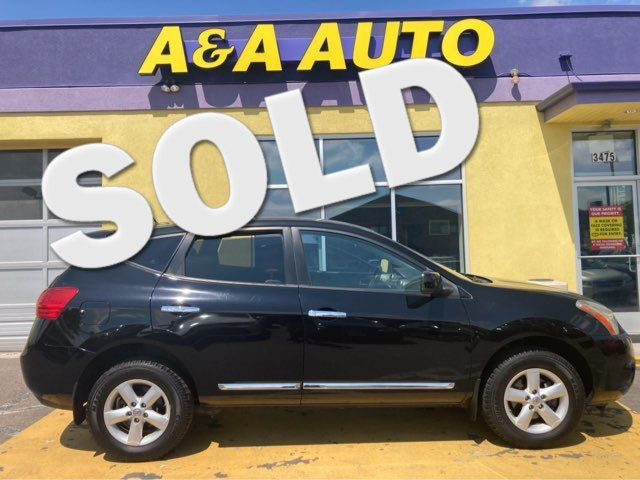 2013 Nissan Rogue S in Englewood, CO 80110