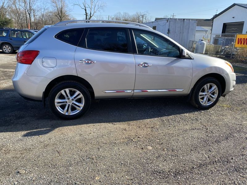 2013 Nissan Rogue SV  city MD  South County Public Auto Auction  in Harwood, MD