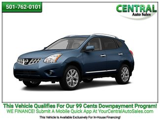 2013 Nissan Rogue S | Hot Springs, AR | Central Auto Sales in Hot Springs AR