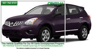 2013 Nissan Rogue in Hot Springs AR