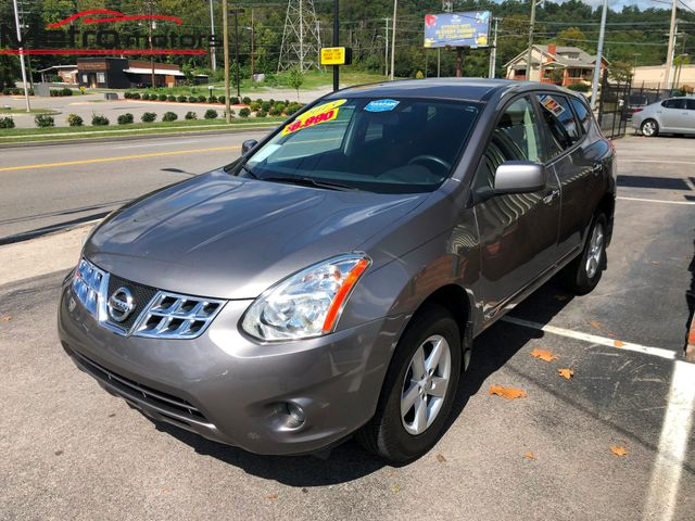 2013 Nissan Rogue S Knoxville , Tennessee 7