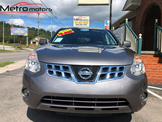 2013 Nissan Rogue S Knoxville , Tennessee 3