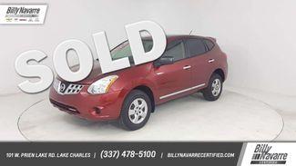 2013 Nissan Rogue S  city Louisiana  Billy Navarre Certified  in Lake Charles, Louisiana