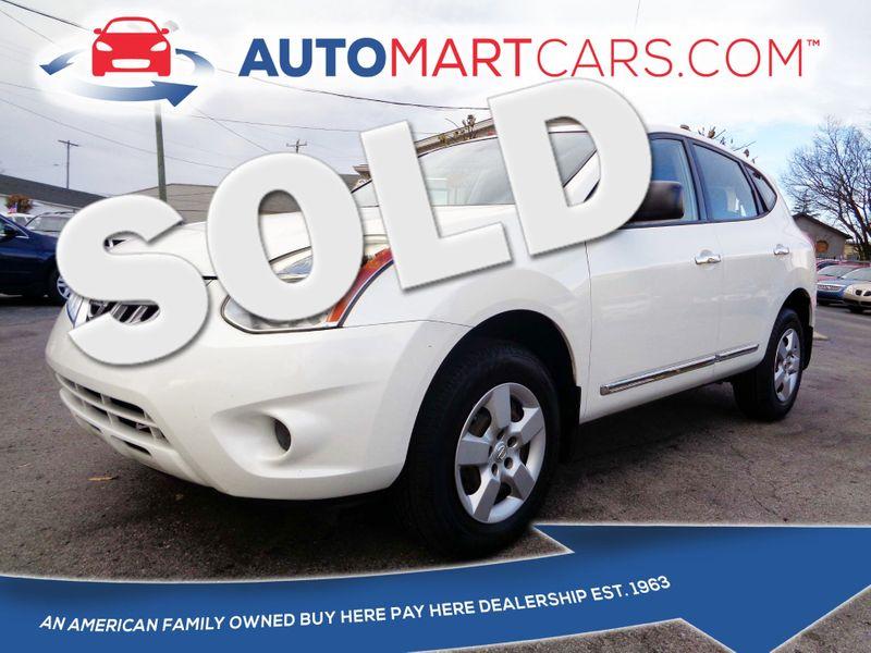2013 Nissan Rogue S | Nashville, Tennessee | Auto Mart Used Cars Inc. in Nashville Tennessee