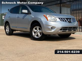 2013 Nissan Rogue S in Plano, TX 75093