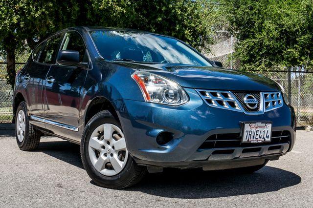 2013 Nissan Rogue S Reseda, CA 44