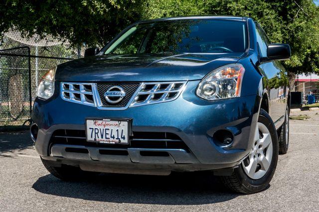 2013 Nissan Rogue S Reseda, CA 2