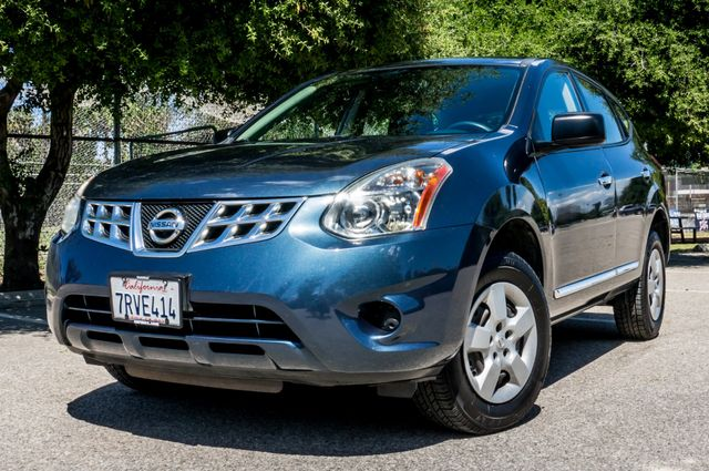 2013 Nissan Rogue S Reseda, CA 41