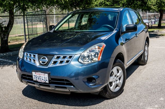 2013 Nissan Rogue S Reseda, CA 42