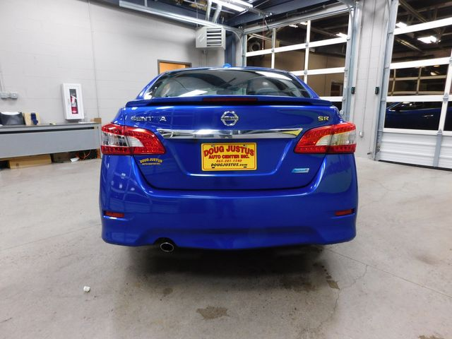 2013 Nissan Sentra SR in Airport Motor Mile ( Metro Knoxville ), TN 37777