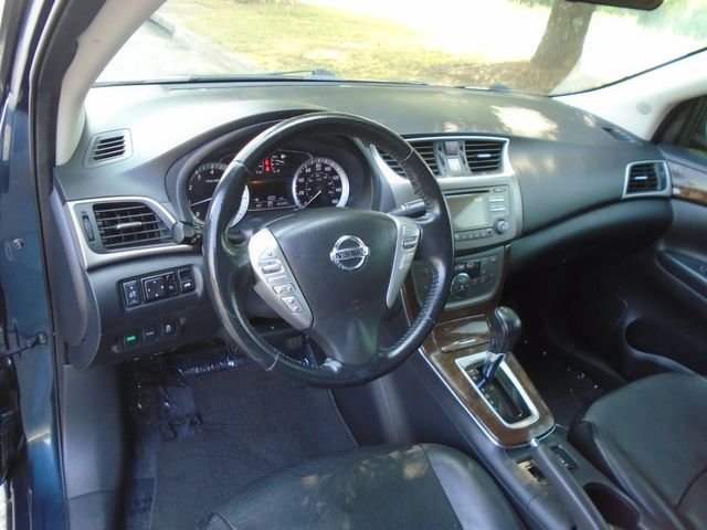 2013 Nissan Sentra SL in Alpharetta, GA 30004