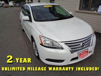 2013 Nissan Sentra SV in Brockport NY, 14420