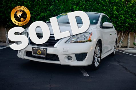 2013 Nissan Sentra SR in cathedral city