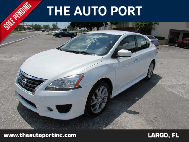 2013 Nissan Sentra SR in Clearwater Florida, 33773
