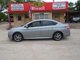 2013 Nissan Sentra SR | Forth Worth, TX | Cornelius Motor Sales in Forth Worth TX