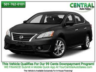 2013 Nissan Sentra in Hot Springs AR