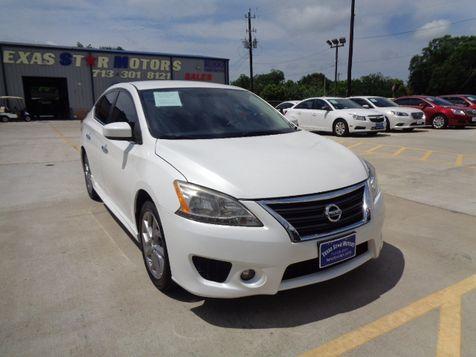 2013 Nissan Sentra SR in Houston