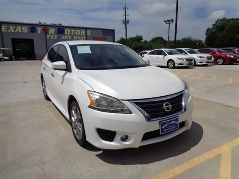 2013 Nissan Sentra SR in Houston