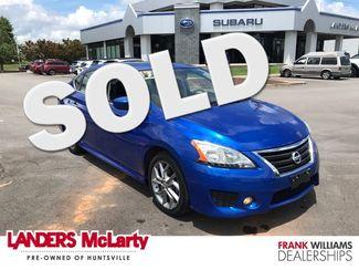 2013 Nissan Sentra SR | Huntsville, Alabama | Landers Mclarty DCJ & Subaru in  Alabama