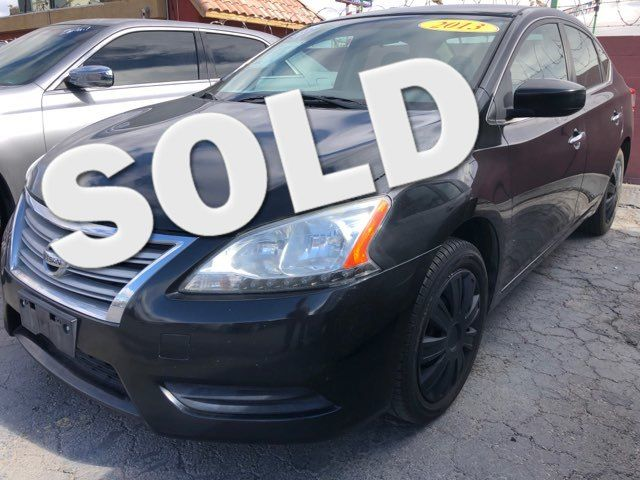 2013 Nissan Sentra S CAR PROS AUTO CENTER (702) 405-9905 Las Vegas, Nevada