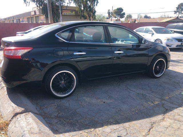 2013 Nissan Sentra SV CAR PROS AUTO CENTER (702) 405-9905 Las Vegas, Nevada 2