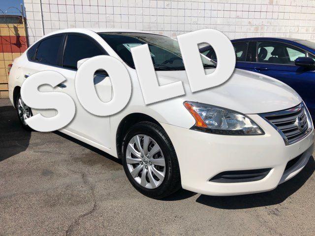 2013 Nissan Sentra SV CAR PROS AUTO CENTER (702) 405-9905 Las Vegas, Nevada