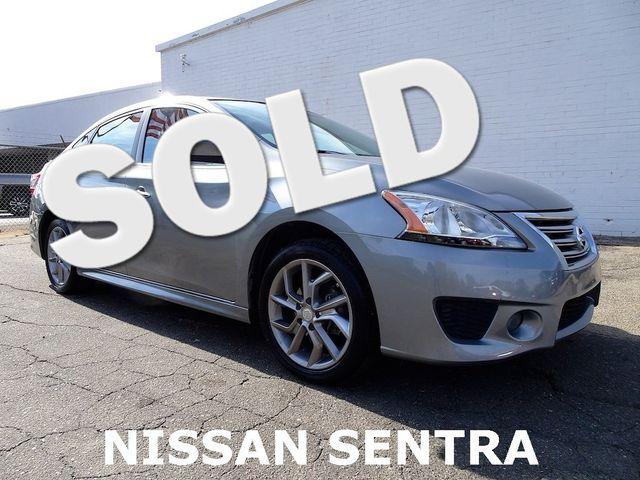 2013 Nissan Sentra SR Madison, NC 0