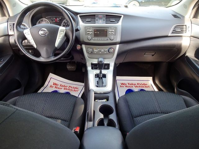 2013 Nissan Sentra SR Madison, NC 34