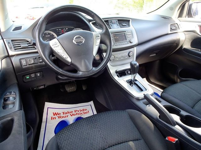 2013 Nissan Sentra SR Madison, NC 35
