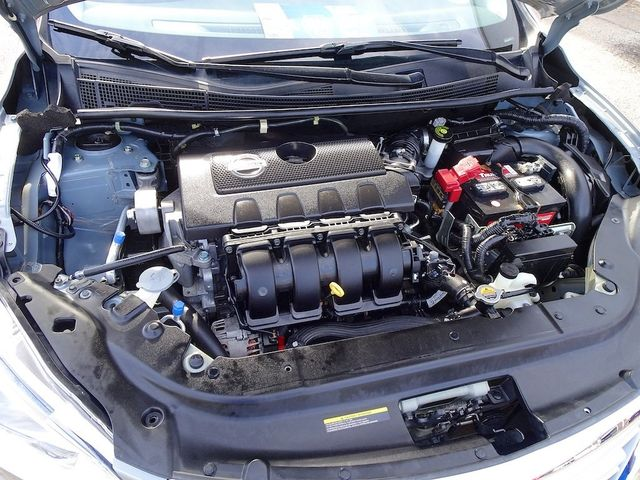 2013 Nissan Sentra SR Madison, NC 42